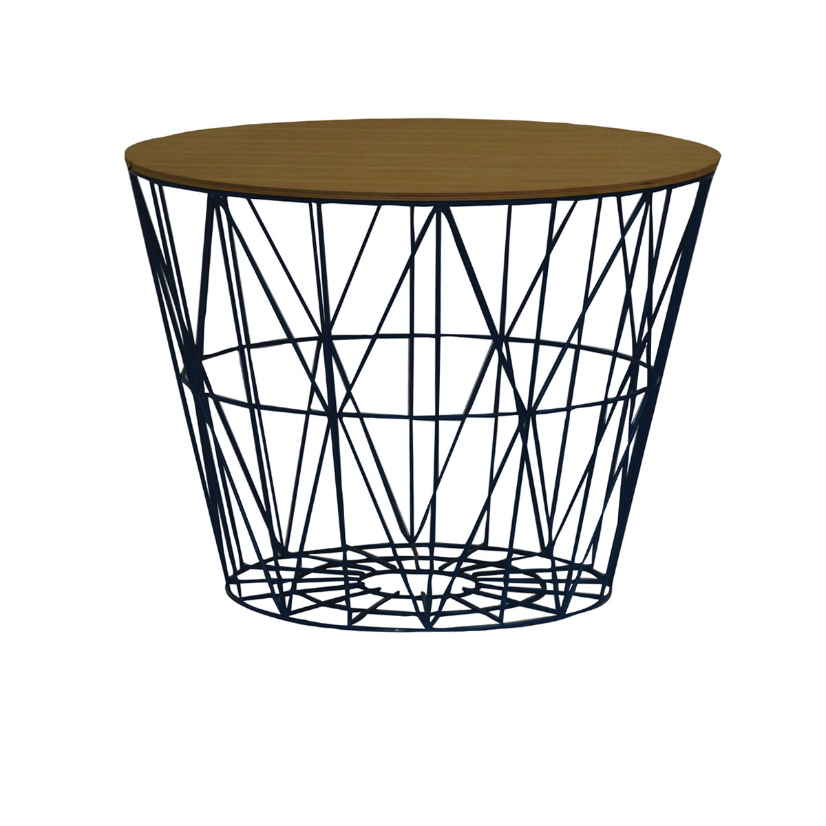 TABLE Fonction WIRE BASSE – Meuble BASKET m8NnwOv0